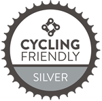 Cycling Friendly Silver